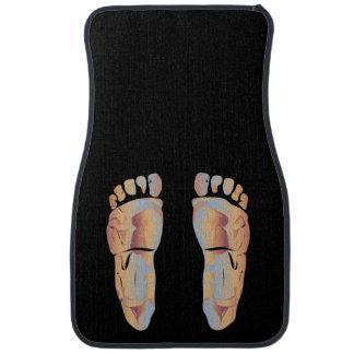 Big Foot 7 - Car Mat