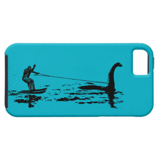 Big Foot and Nessie iPhone SE/5/5s Case