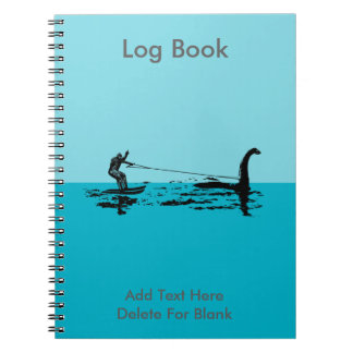 Big Foot and Nessie Notebooks