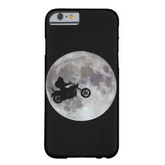 Big foot, big bike and a big bright moon barely there iPhone 6 case