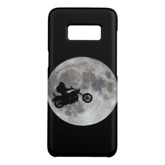 Big foot, big bike and a big bright moon Case-Mate samsung galaxy s8 case