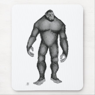 Big Foot (Gentle Giant) Mouse Pad