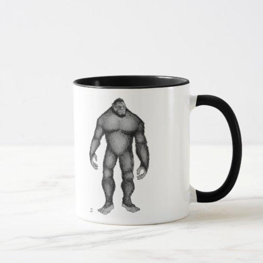 Big Foot (Gentle Giant) Mug