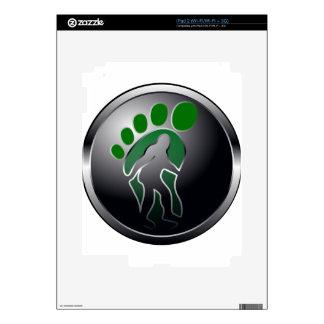 Big Foot Gifts iPad 2 Skins
