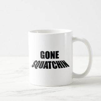 Big Foot Gone Skatchen Coffee Mug