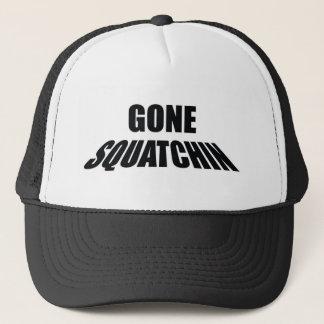 Big Foot Gone Skatchen Trucker Hat