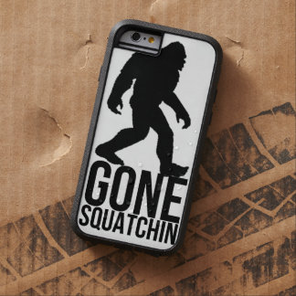 Big foot gone squatchin tough xtreme iPhone 6 case