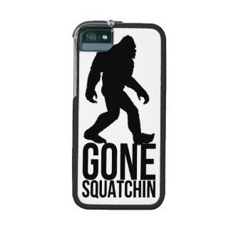 Big foot gone squatchin iPhone 5 cover