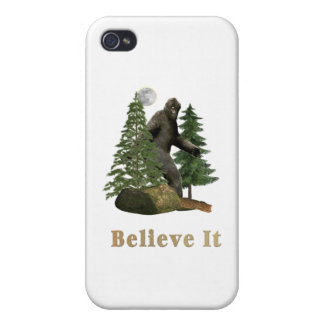 Big foot iPhone 4 cover