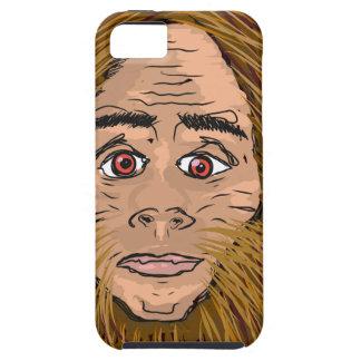 Big Foot Sketch iPhone SE/5/5s Case