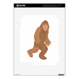 Big Foot Skins For iPad 3