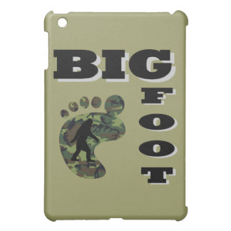Big foot with foot logo case for the iPad mini