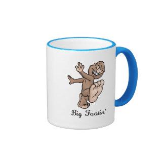 Big Footin Mugs