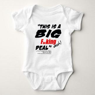 Big Fucking Deal Baby Bodysuit
