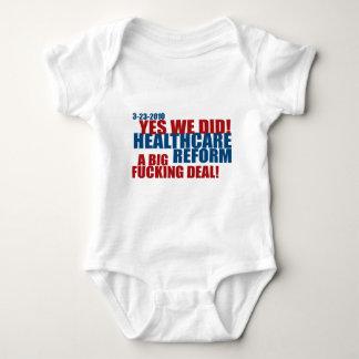 big fucking deal healthcare baby bodysuit