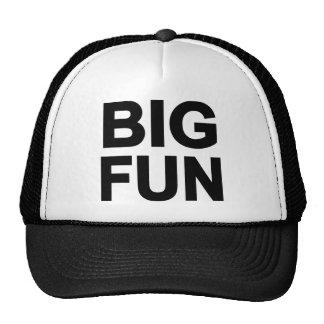 Big Fun Trucker Hat