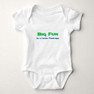 Big Fun in a little package Baby Bodysuit