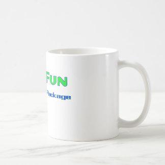 Big Fun in a little package Coffee Mug