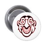Big Fun Optical Illusion Pinback Button