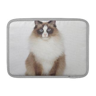 Big Furry Cat MacBook Air Sleeve