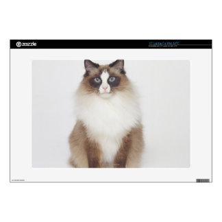 Big Furry Cat Skins For Laptops