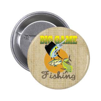 Big Game Fishing Button
