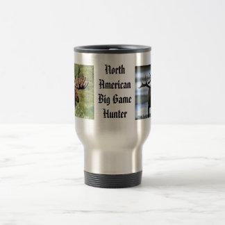 Big game hunter mug