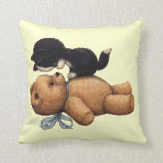 Big Game Hunter Throw Pillow