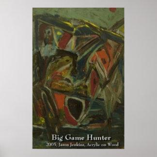 Big Game Hunter Print