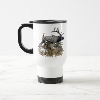 Big Game Hunter Travel Mug