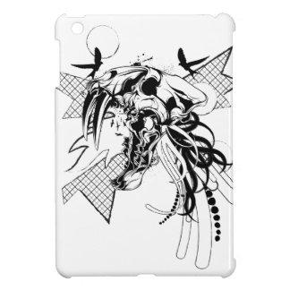 Big Game Skull Graphic iPad Case