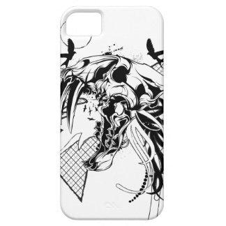 Big Game Skull Graphic IPhone Case