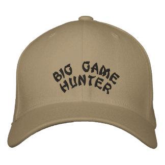 BIG GAMEHUNTER EMBROIDERED BASEBALL CAP