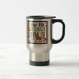 Big Garage Sales Travel Mug