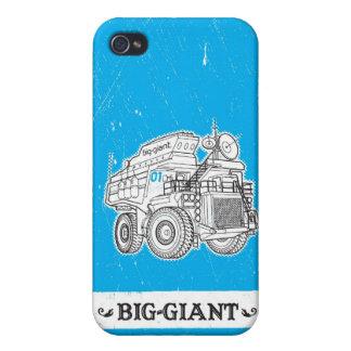 Big Giant 1 iPhone 4/4S Case
