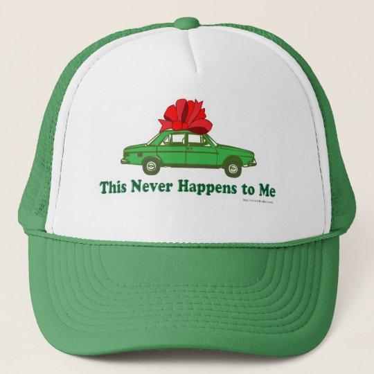 Big Gift Funny Christmas Trucker Hat