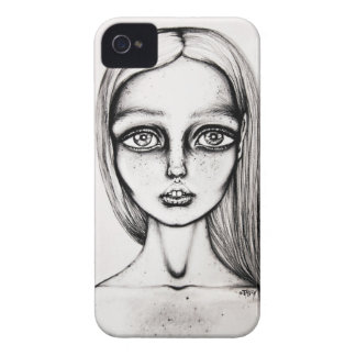 Big Girl 1 for iPhone 4/4S iPhone 4 Covers