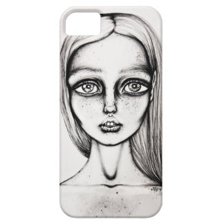 Big GIrl 1 iPhone SE/5/5s Case