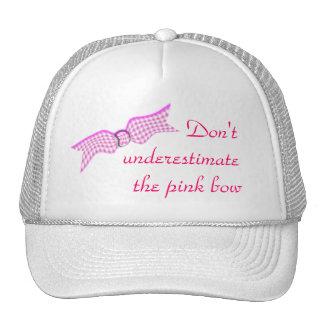 Big Girl Cap- customize Trucker Hat