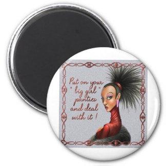 big girl panties magnet