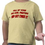 Big Girl Panties Toddler T-Shirt