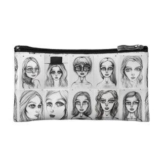 Big Girls Bag Makeup Bags