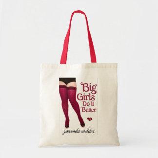 Big Girls Do It Better tote