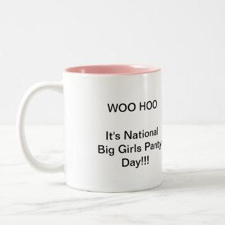 Big Girls Panty Day Mug