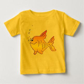 *Big Gold Fish Infant T-shirt
