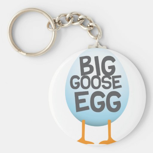 Big Goose Egg Games Keychains