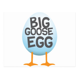 Big Goose Egg Games Postcard