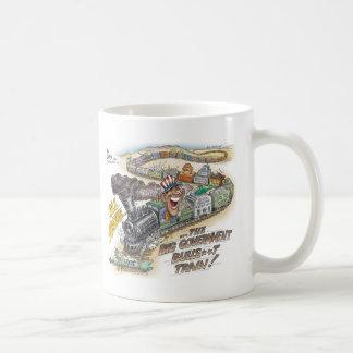 Big Government Train Coffee Mug