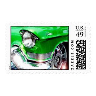 Big Green Cadi Stamp