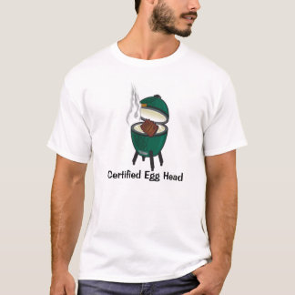 Big Green Egg, Certified Egg Head T-Shirt